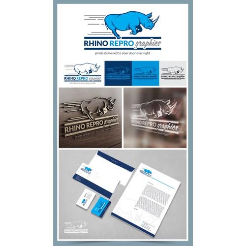 Rhino Repro Graphic