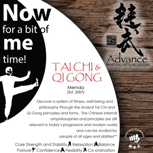 TAI CHI  flyer