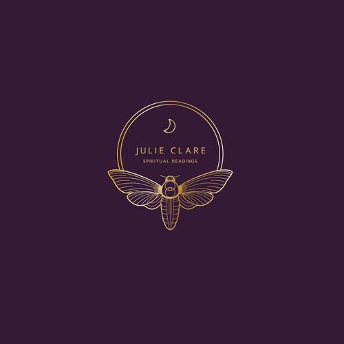 Spiritual logo for Julie