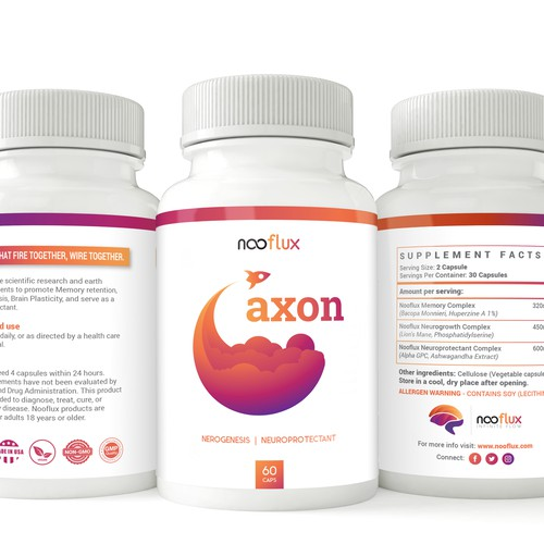 Axon - brain supplement