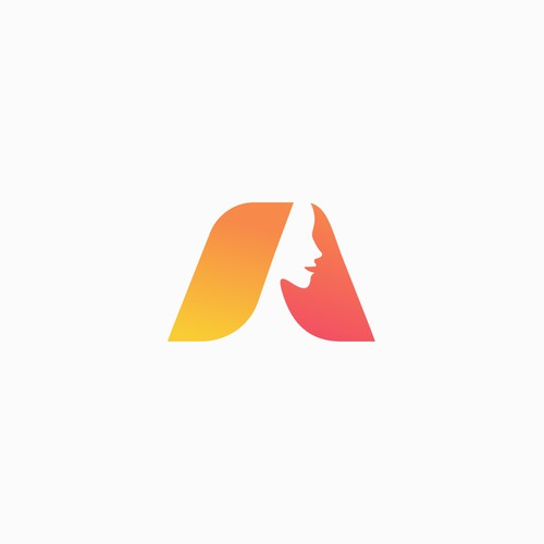 Dentist logo concept for Andra Smile