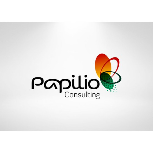 Logo design for a consulting company