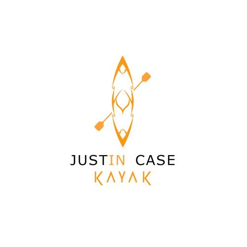 Design a fun logo for a mind-blowing kayak!