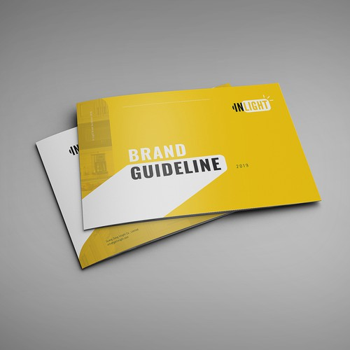 Brand Guide for Lighting Business