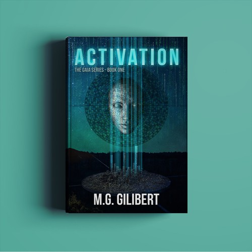 Scifi Book Cover