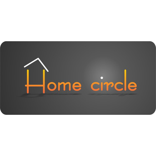 Help HOME CIRCLE with a new logo