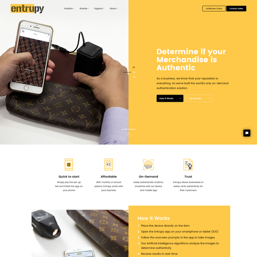 Luxury Wordpress Theme.