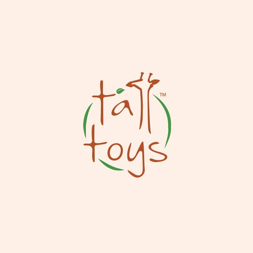 Logo for 'Tall Toys'