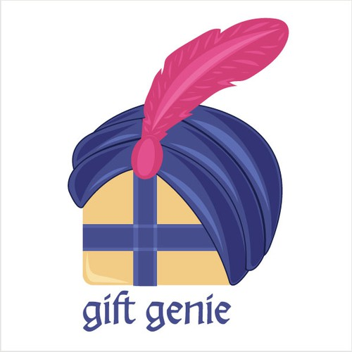 Logo concept for Gift Genie