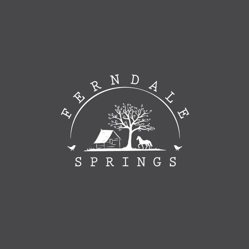 Logo for Ferndale springs