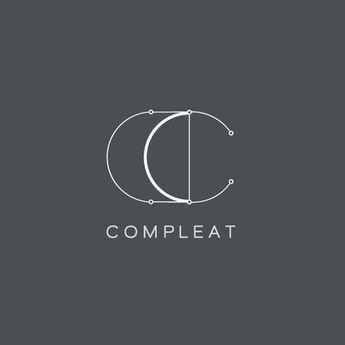 Geometric logo concept for 3d art Agency