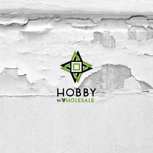 Logo creation for Hobby to Wholesale