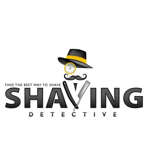 Shaving Detective need a new logo