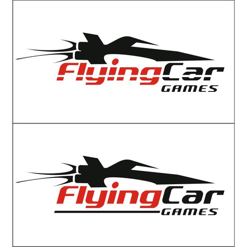 Create the next logo for Flying Car Games