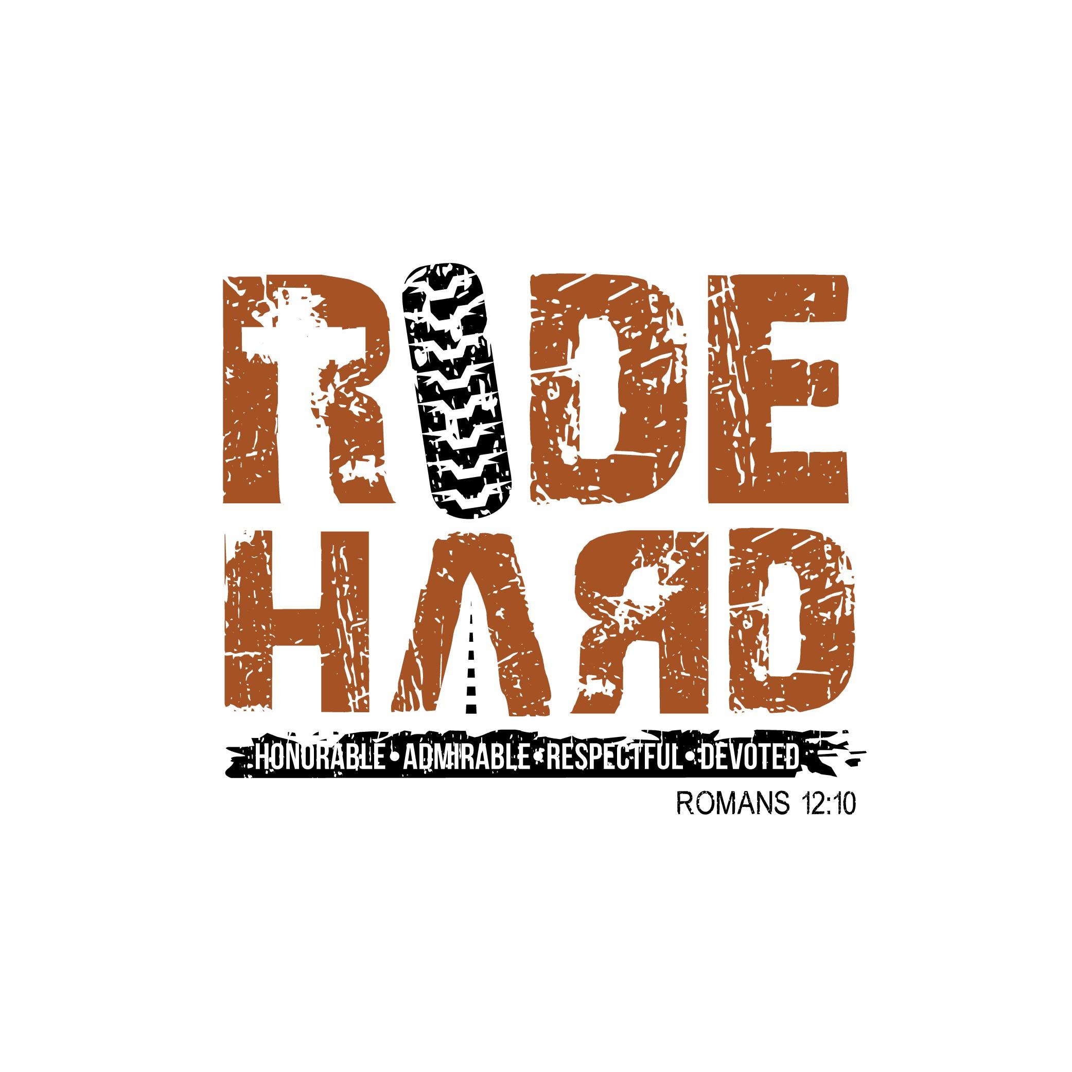 Ride Hard to Win