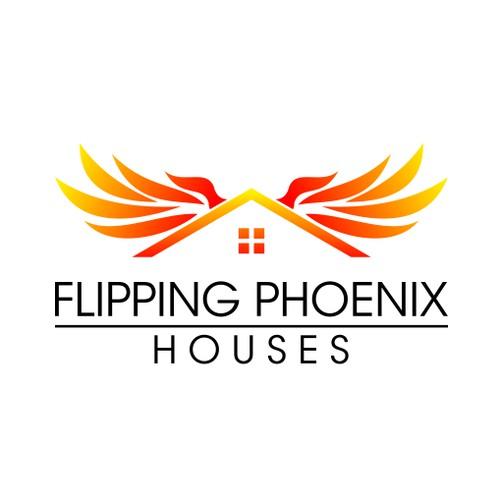 Luxury Logo For Flipping Phoenix Houses