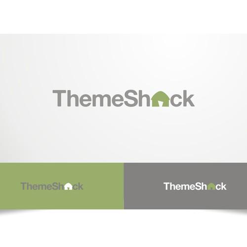 ThemeShack Internet Logo Design