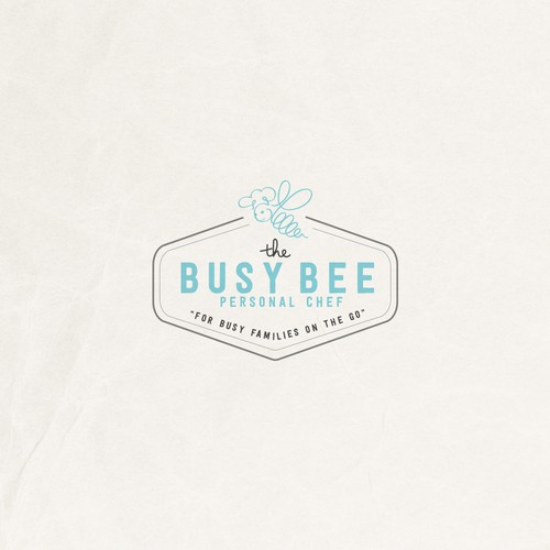 neat clean fun logo for personal chef service