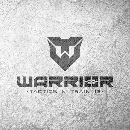 Logo design for a tactical training company