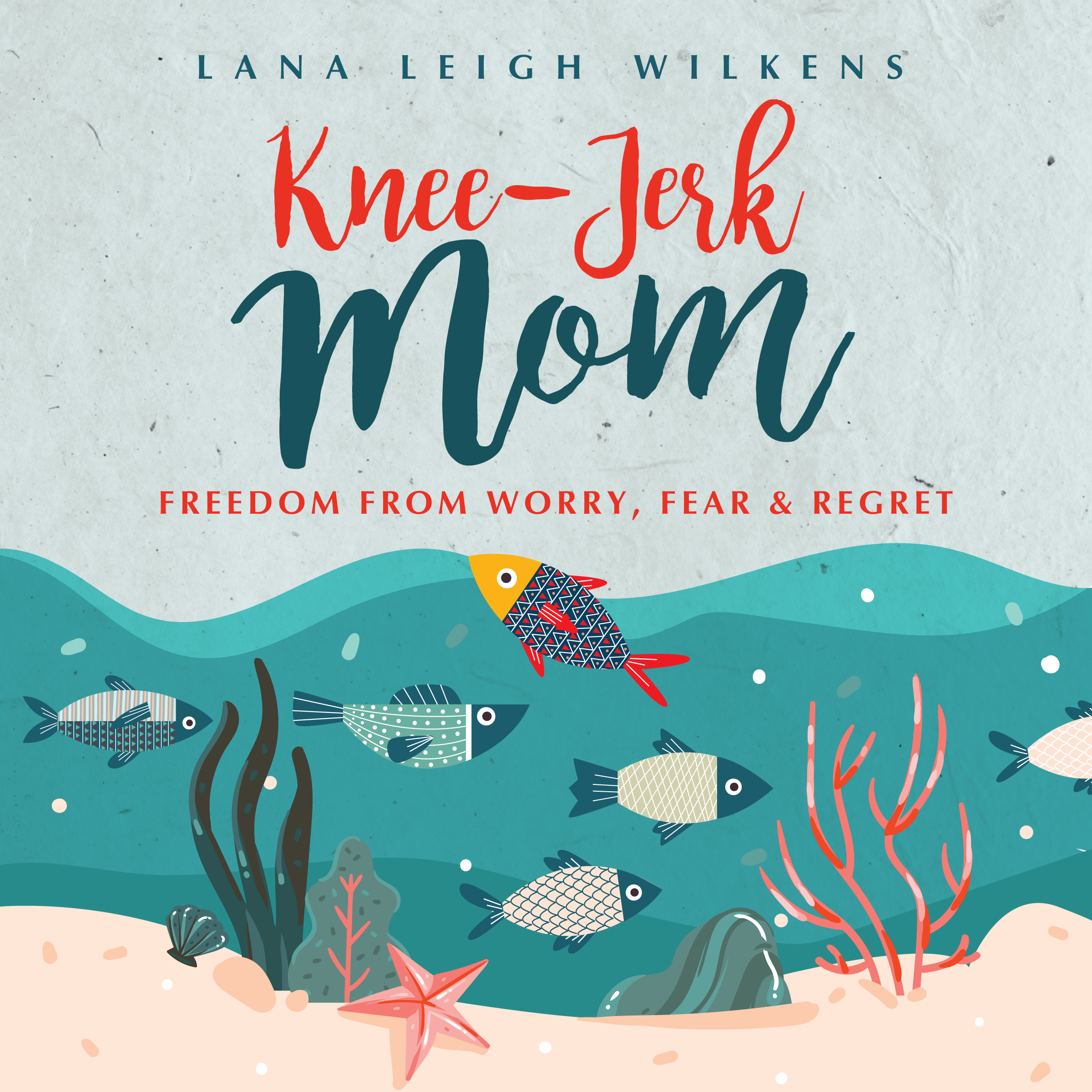 New Mommy Book Needs a Non-Mommy Look - Book Cover Design