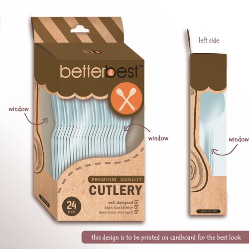 packaging concept for betterbest