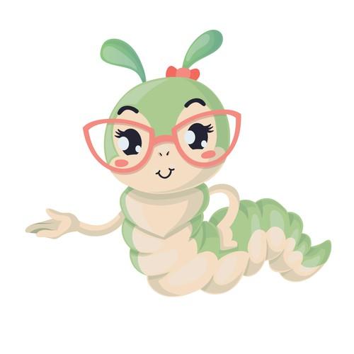 EdFina - Vector Mascot