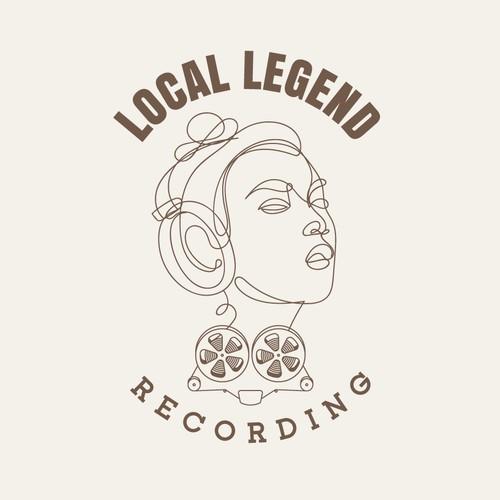 Local Legend Recording logo