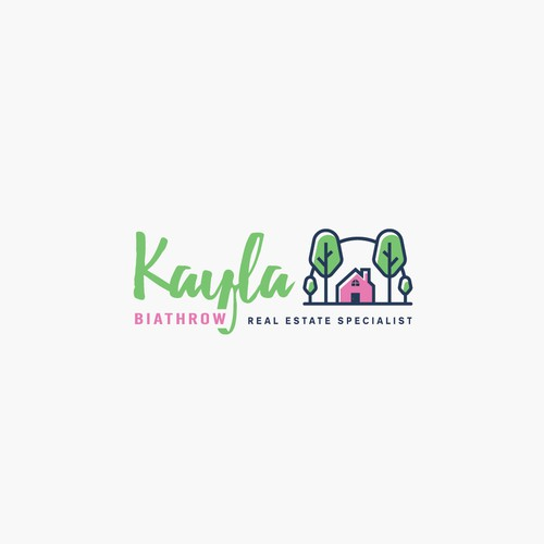 Kayla Biathrow Concept Logo