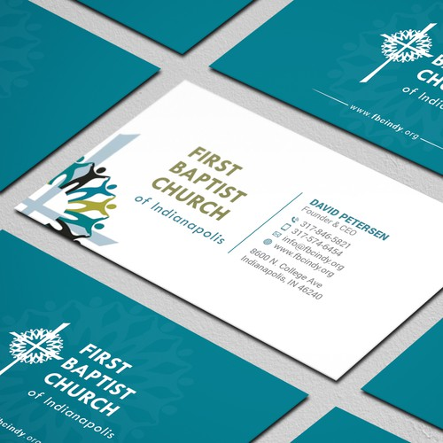 Indianapolis church needs an eye-catching business card