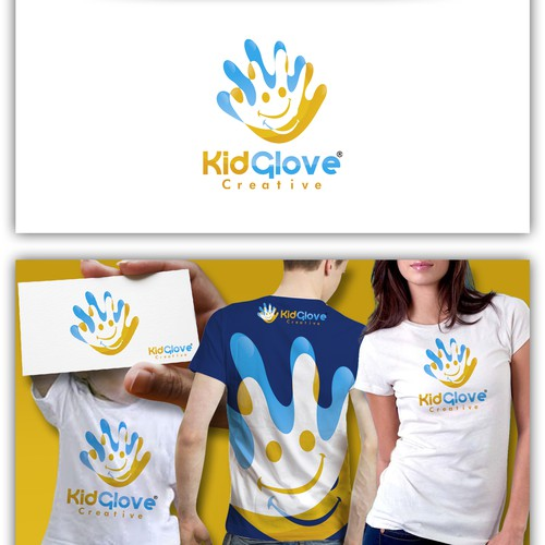 Help Kid Glove Creative  with a new logo