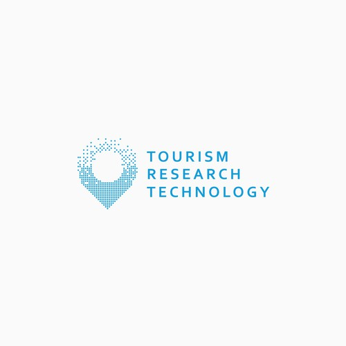 Design a logo for a technology company in the tourism market