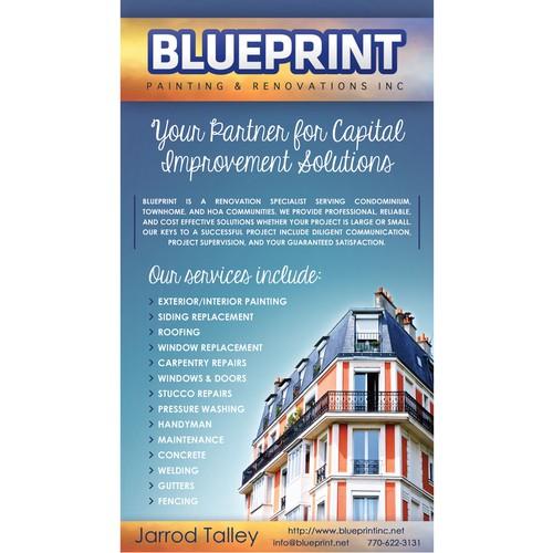 Blueprint - ad