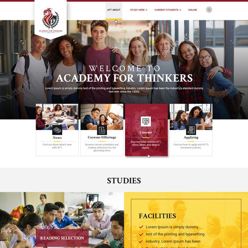Academy for Thinkers