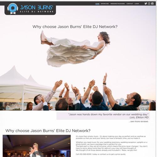 Jason Burns' Elite DJ Network
