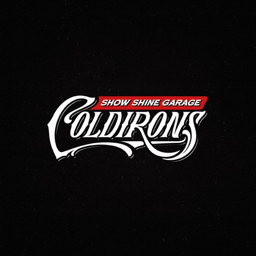 COLDIRONS Show Shine Garage