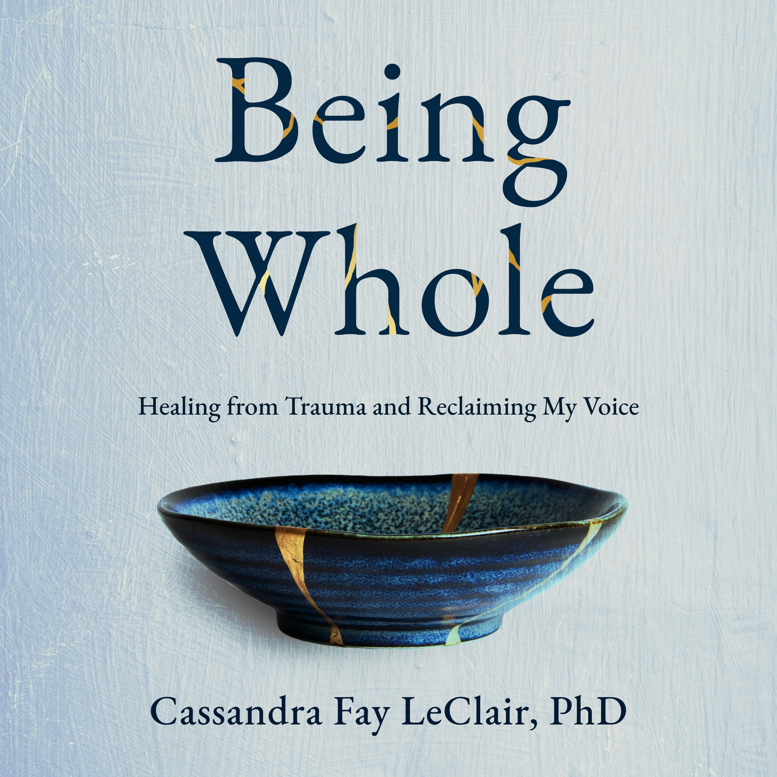 Being Whole Book Cover