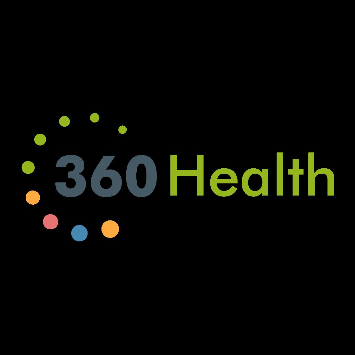 360 Heath Logo Design