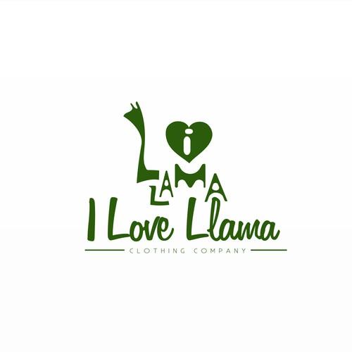 I Love Llama needs a logo!