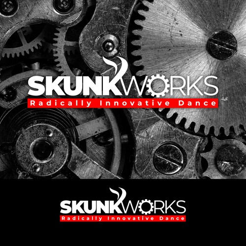 Logo design for SkunkWorks Dance Studio