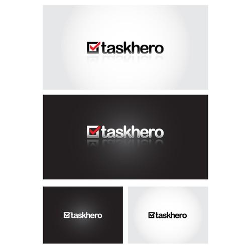 NEW STARTUP LOGO for *****TaskHero.com  or just TaskHero