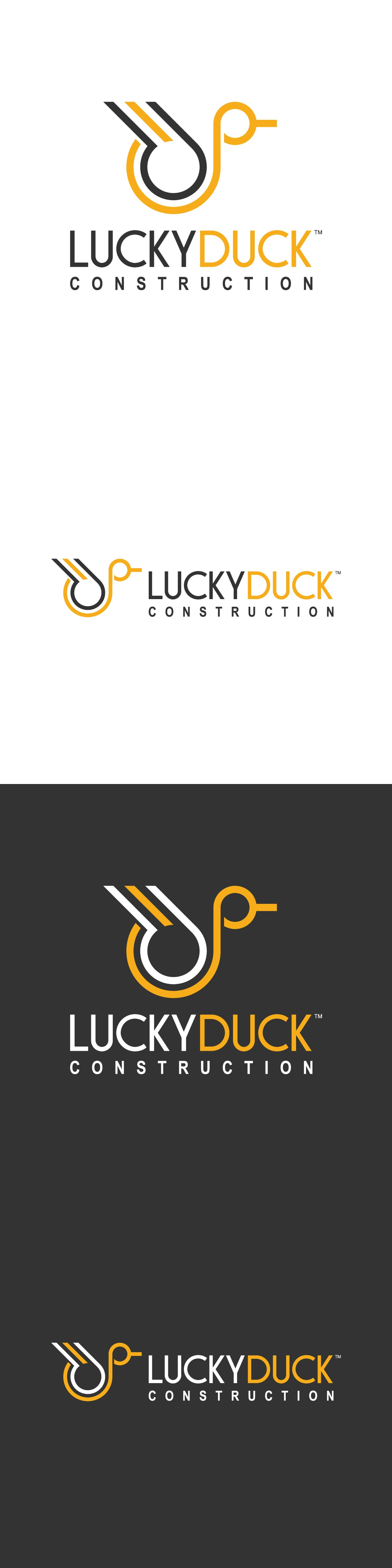 Construction Company : Pitch-Deck Formatting and Logo Redesign
