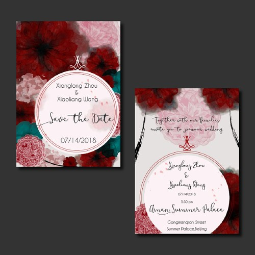 Wedding Invitatio