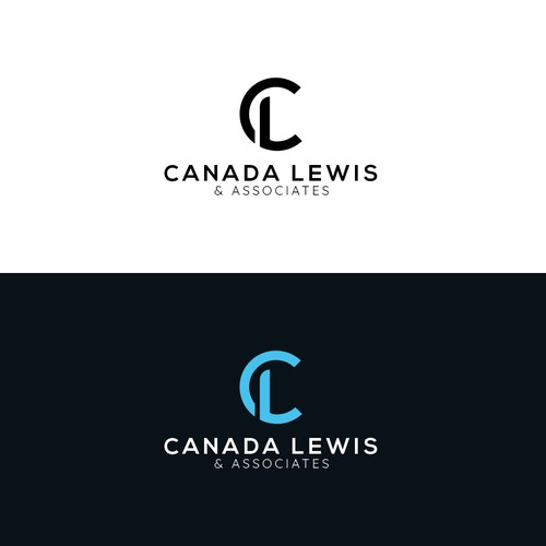 Logo for a commercial law firm