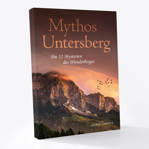 "Mystical Cover for ""Mythos Untersberg"""