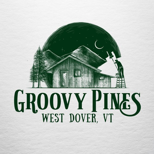Groovy Pines
