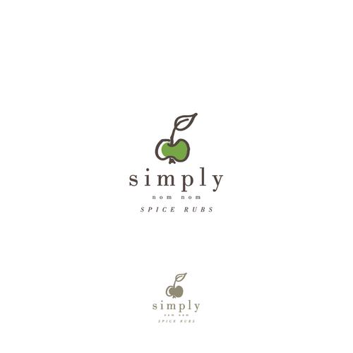 Update & Refresh SimplySpiceRubs logo
