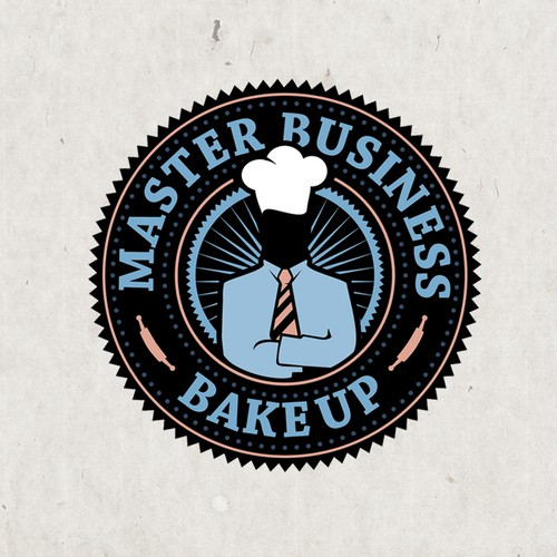 Help Master Business Bake Up with a new logo