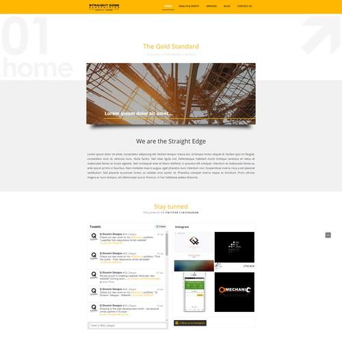 Jimdo Website