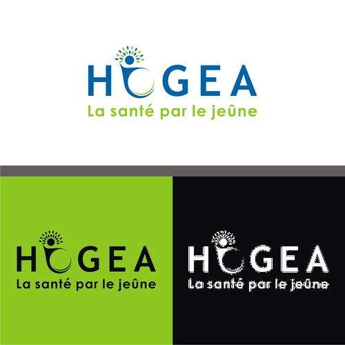 bold logo for hygea