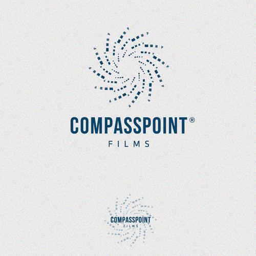 Film company logo concept